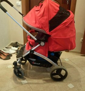Коляска Baby Care Seville