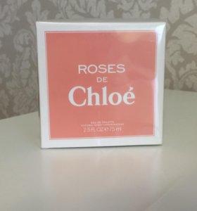 Chloe парфюм