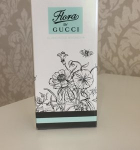 Парфюм Flora by Gucci