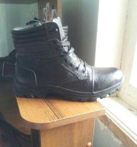 Обувь зимняя (кожа)