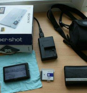 Фотоаппарат Sony Cyber Shot DSC-T700
