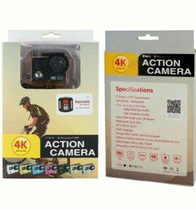 Экшн камера 4К EKEN H3R wi-fi