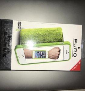 Чехол для iPhone 5/5s/5se (!новый!)