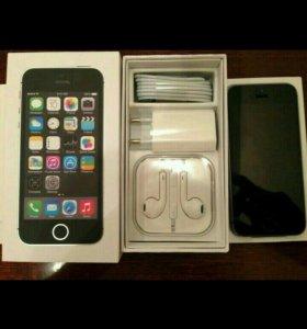 Новый IPhone 5s 16gb rfb