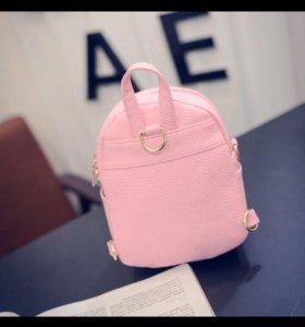 Летний мини - рюкзак