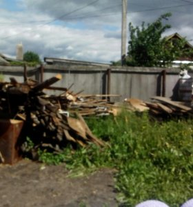 На дрова