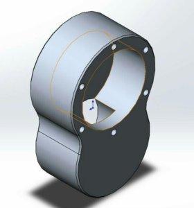 Создание моделей для 3d печати