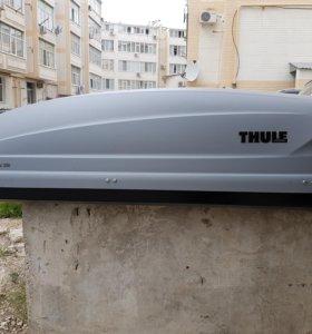 Сдается в аренду автомобильный бокс Thule Pacific