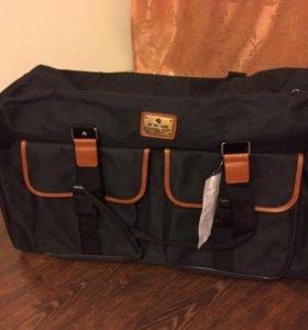 Спортивная сумка( новая!)