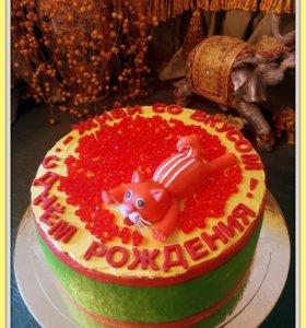 Очень вкусные торты для вас!