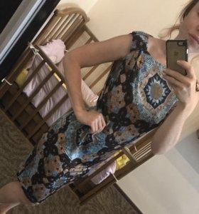 Платье сарафан новое Marella оригинал!