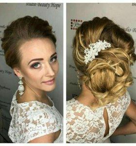 Макияж и прическа на выпускной *Makeup*Hairstyle