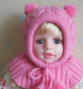 Вязаная одежда для малышей.