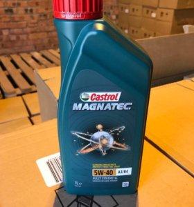 Моторное масло Castrol 5W-40 1L