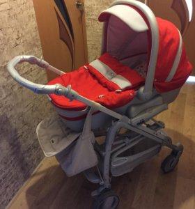 Детская коляска CAM зима-лето
