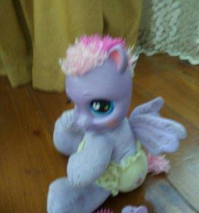 Пони Звездочка My little Pony Моя маленькпя пони
