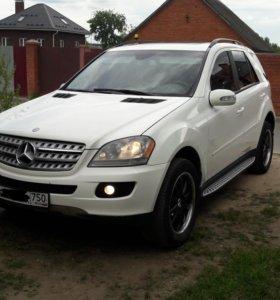 Mercedes Benz ml 164