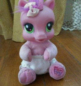 Малютка пони с рюкзачком My little pony Hasdoro