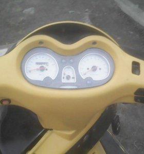 Скутер Viper shtorm