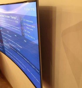 Телевизор TV Samsung UE55KU6670U