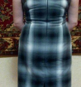 Классическое платье.