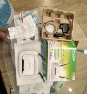 Wi-Fi TP-LINK (WR841N)