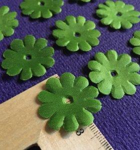 Листочки для флористики 9шт