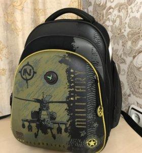 Рюкзак(с ортопедической спинкой)