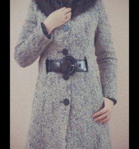 Пальто мех натуральный
