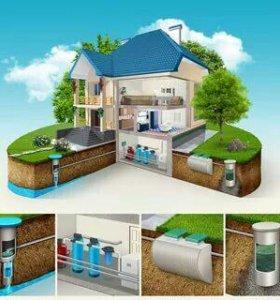Инженерные системы для частного дома. Приозерск.