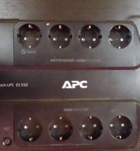 APC by Schneider Back-UPS ES 550. Бесперебойник.