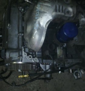 Двигатель eg-de под ремонт или на запчасти
