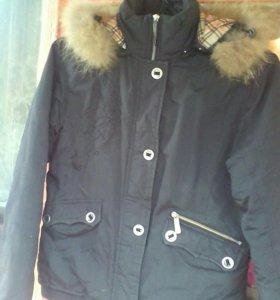 Куртка и полушубок