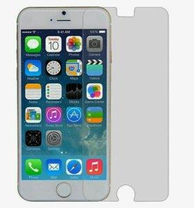 Бронестекла на iPhone любой модели.