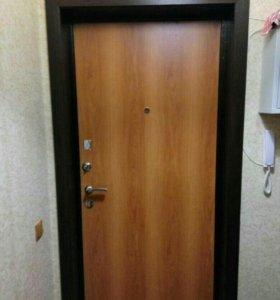 Обшивка входных дверей
