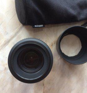 Объектив Nikon 55-200mm vr dx af-s