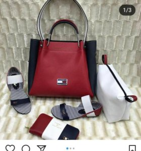 Комплект сумки и обувь