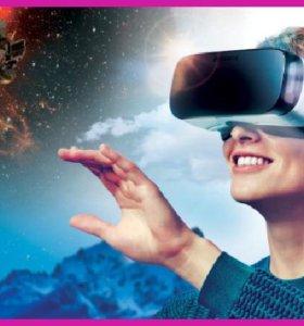 Виртуальные очки VR BOX. Зацени правдоподобие