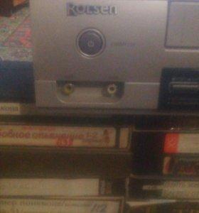Видик и 300 кассет