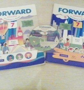 Учебники по английскому языку за 7 класс