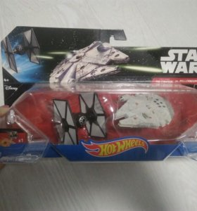 Новый Hot Wheels Star Wars