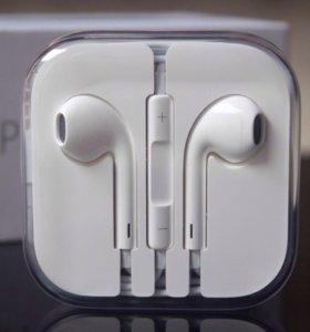 Наушники EarPods(от айфона 6s)