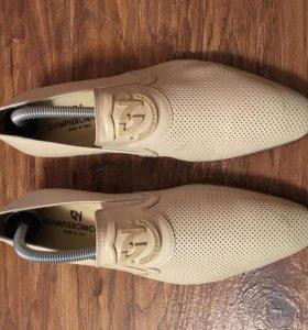 Туфли мужские. Натуральная кожа