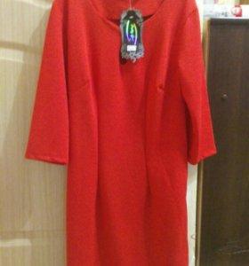Платье р-р 44 новое
