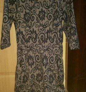 Платье 44 р-р новое