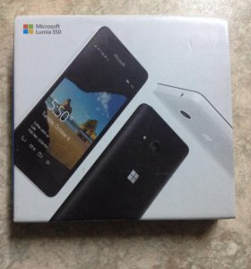 Сотовый телефон Microsoft lumia 550