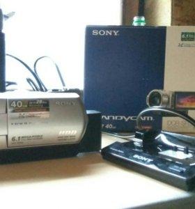 Камера sony handycam DCR-300E