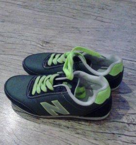Кроссовки новые р37.