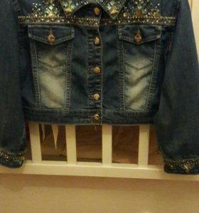 Кофта джинс