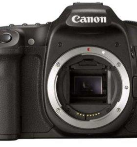 Зеркальная камера D40